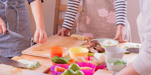 イメージ・料理教室